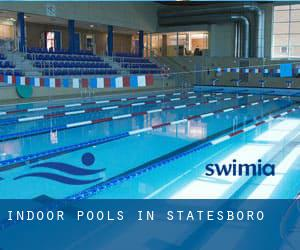 Indoor Pools In Statesboro Bulloch County Georgia