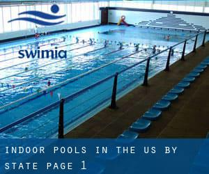 Indoor Pools in the US by State - page 1