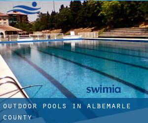 Outdoor Pools in Albemarle County