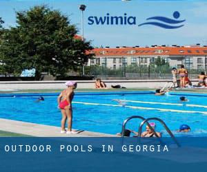 Outdoor Pools in Georgia