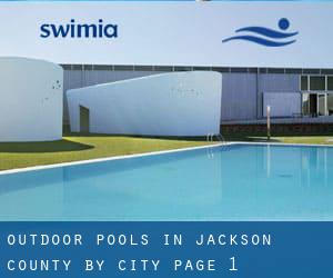 Outdoor Pools in Jackson County by City - page 1