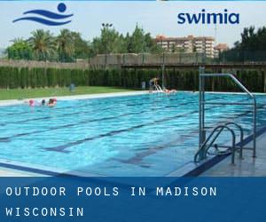 Outdoor Pools In Madison Wisconsin Dane County
