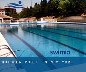 Outdoor Pools in New York