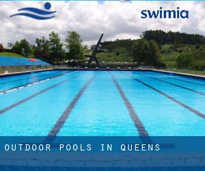 Outdoor Pools in Queens
