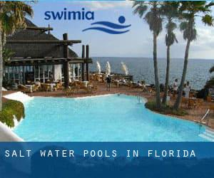 Salt Water Pools in Florida