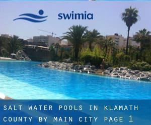 Salt Water Pools in Klamath County by Main City - page 1