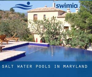 Salt Water Pools in Maryland