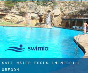 Salt Water Pools in Merrill (Oregon)