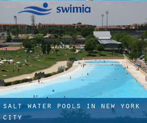 Salt Water Pools in New York City
