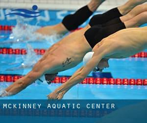 Mckinney Aquatic Center Collin County Texas Usa