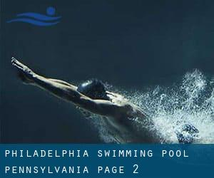 Philadelphia Swimming Pool (Pennsylvania) - page 2
