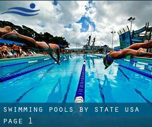 Swimming Pools by State (USA) - page 1