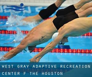 West Gray Adaptive Recreation Center (f. the Houston Metropolitan Multi-Service Center Pool)